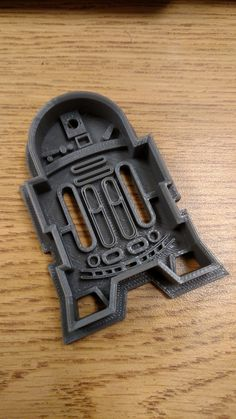 R2D2 Cookie Cutter by tleary.