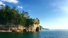 Pictured Rocks National Lakeshore by supernova9