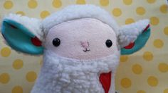 Hey, I found this really awesome Etsy listing at https://www.etsy.com/listing/183005880/wilbur-lamb