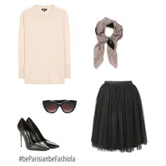 Be Parisian Be Fashiola!