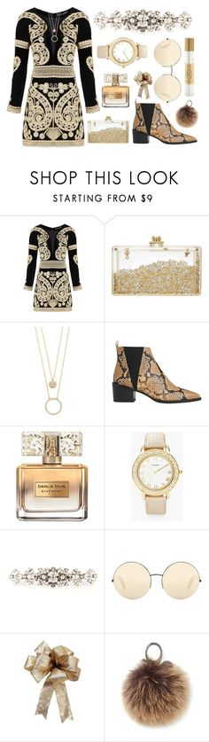 """""""""""the best way to find out if you can trust somebody is to trust them"""" - Ernest Hemingway"""" by milkshakes-and-dogs ❤ liked on Polyvore featuring For Love & Lemons, Kate Spade, Whistles, Givenchy, Chico's, Dolce&Gabbana, Victoria Beckham, Rebecca Minkoff, Fine & Candy and alltimefashion"""