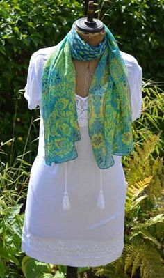 #Competition June 2015. #Win #Scarf - don't miss out on a chance to win this beautiful Exotic Peacock Summer Chiffon Scarf for more info visit:http://bit.ly/1KJDi8n perfect for #Holidays #Weddings #Honeymoons #Jeans