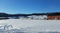Vinter i heimbygda