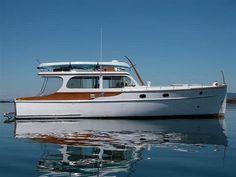 "Matthews 40 | Named ""Dreamboat"", a 40-foot Matthews in Victo… | Flickr"