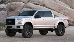 Ford F150 2015 Lifted