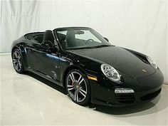 Porche 911 Carrera - got a lift in one of these when I was in Cape Town :))