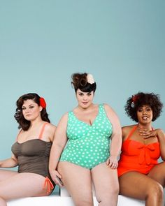 How to find the right swimwear : 5 tips every plus-size woman should know