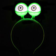 Alien Eyes Flashing LED Headband