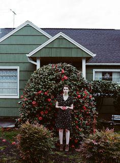 Portrait // Parker Fitzgerald