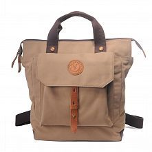 Evrawood Everton Backpack Milk Brown