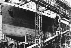 Titanic Construction