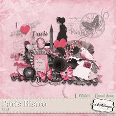 Digital Scrapbooking with NutHouse-Scraps.com Paris Bistro [AADesigns-095] - Paris,city where romance is always in the air!The soft colors of this kit makes it perfect for a lot of themes.This kitincludes: 58 elements and 12 papers.Created and saved at 300dpi12 inch x 12 inchLicense Includes: Personal use, Scrap for Hire, Scrap for Others friendlyPU S4H S4O.