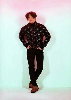 "More Big Bang from ""Welcoming 2017 Collection"" [PHOTO] - bigbangupdates Daesung, Gd Bigbang, Just Love, Welcome 2017, G Dragon Top, Fandom, Big Bang, Korean Wave, Jiyong"