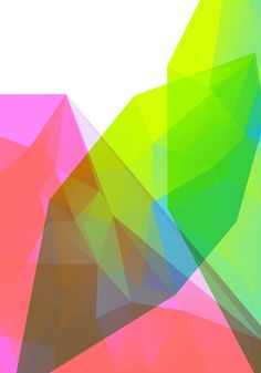 Neon Landscape 03. Art Print - Three Of The Possessed - Society 6
