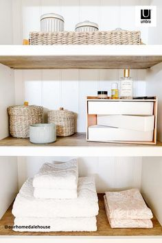 $53 · Moona features round, circular shapes for a one-of-a-kind jewelry organizer. Both decorative and functional, Moona has a large display top that doubles as a tray for smaller accessories, perfume, small plants or other items. Its three rotating drawers can provide hidden storage or be pushed out for easy access. With its unique semi-circle shape and beautiful wood accents, Moona can be displayed on your vanity, counter, dresser, desk and more. Small Space Living, Small Spaces, Modern Jewelry Box, Dresser Desk, Wood Home Decor, Large Drawers, Circle Shape, Wood Accents, Small Plants