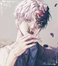 Dark Anime Guys, Cool Anime Guys, Hot Anime Boy, Handsome Anime Guys, Anime Art Girl, Manga Art, Chica Anime Manga, Kawaii Anime, Anime Lindo