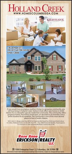 New Construction Homes by Grayhawk Homes Inc in Smiths Station Al