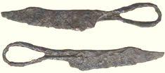 Rasiermesser mit starrer Klinge, SÜddeutschland 1200 bis 1300