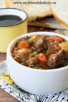 There's Something Comforting In That And Hearty Beef Stew | My Friend's Bakery BEST BEEF STEW EVER