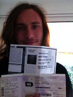 Premiers concerts de Within Temptation à Lyon et Paris en 2014 :D  ça fait depuis un moment que j'ai envie de les voir donc j'ai hâte =) #WTworldtour