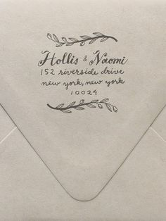 laurel return address custom stamp sycamore street press custom stamps corporate design ma