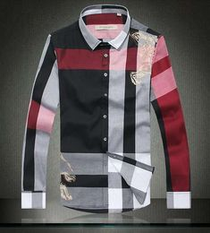 Burberry Shirts For Men