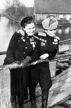 Nadezhda Popova (1921-2013) | 6 Incredibly Brave Women Who Fought Nazis And Won: