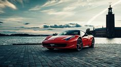 Ferrari 458 Italia HD Wide Wallpapers And Backgrounds