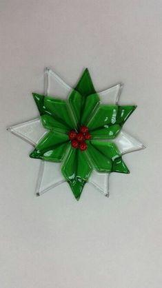 Resultado de imagen para fused glass Christmas ideas