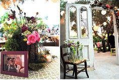 oh!myWedding: Decoración con puertas antiguas / Antique Doors in your Wedding