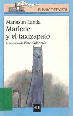 """""""Marlene y el taxizapato"""" Mariasun Landa y Elena Odriozola."""