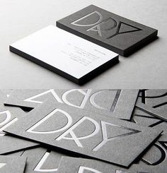 40 Brilliant Business card design examples for your inspiration. Read full article: http://webneel.com/40-brilliant-business-card-design-examples-your-inspiration | more http://webneel.com/business-cards | Follow us www.pinterest.com/webneel #funeralhome&businesscard,