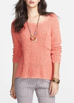 #FreePeople sweater http://rstyle.me/n/gc6v5r9te