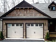Paint Your Garage Doors - 150 Remarkable Projects and Ideas to Improve Your Home's Curb Appeal