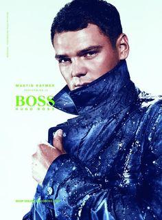 Hugo Boss - Hugo Boss Green S/S 12 with golf pro Martin Kaymer