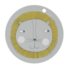 OYOY PLACEMAT - LION.jpg