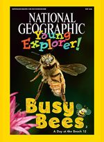 Back issues of National Geographic Young Explorer to read online