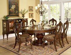 mesa de jantar estilo colonial - Pesquisa Google
