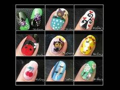 Meliney nail art design collection 19 youtubemeliney meliney nail art design collection 2 prinsesfo Gallery