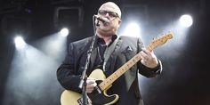 """Pixies' Black Francis Says He """"Feels"""" Done Making Solo Albums 