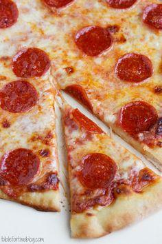 delici food, dinner, pepperoni pizza, pizzas, pizza recipes