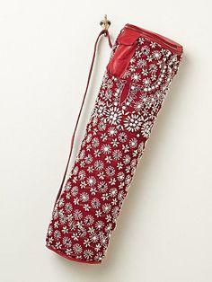 Free People Sari Yoga Bag