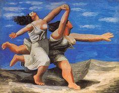 Las mujeres en la #playa de #Picasso hoy llevarían #castañuelas puestas Tócalas a la #moda en http://castanuelas.com