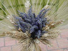 Lavande + blé j'adore!!!!