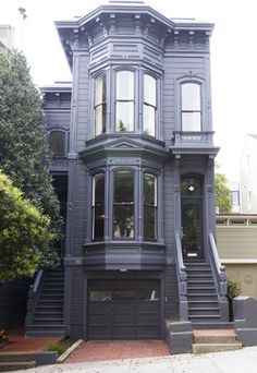 Exterior Photos Victorian Design Design, Pictures, Remodel, Decor and Ideas - page 7