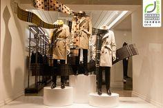 burberry Retail Design Blog