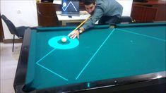 PoolLiveAid is a project by Luis Sousa, Ricardo Alves, and J.M.F Rodrigues of University of the Algarve, Portugal. A snooker project capable of ball, cue and...