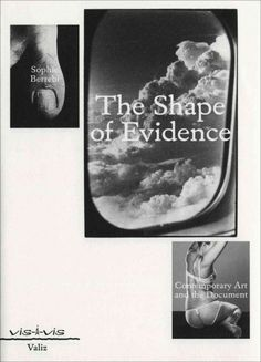 New Book: The Shape of Evidence : Contemporary Art and the Document / Sophie Berrebi, 2014.