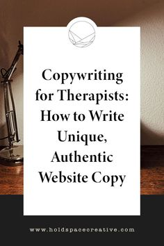 Writing copy is a skill that anyone can learn, and in fact, I believe therapists have the potential to be among the best copywriters. But when it comes to writing to connect with potential clients, most therapists freeze up. Small Business Marketing, Content Marketing, Online Marketing, Social Media Marketing, Business Planning, Business Tips, Online Business, What Makes You Unique, Try To Remember