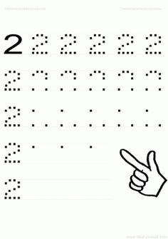 2 sayısı rakamı çalışma sayfası ve 2 rakamı yazma çalışmaları etkinlikleri oyunları, kağıdı indirme çıktı alıp yazdırma. Free numbers worksheets download and printable preschool kids. Math Equations, Preschool, Lyrics